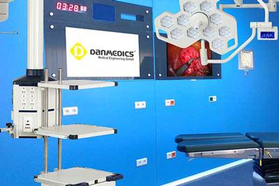 Referenzkunde DANMEDICS Medical Engineering GmbH